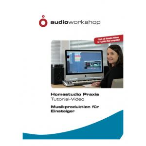 Is Audio Workshop Homestudio Praxis Tutorial DVD a good match for you?