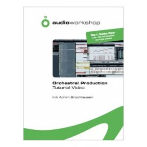 Is Audio Workshop Orchestral Production Tut. DVD a good match for you?