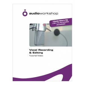 Is Audio Workshop Vocal Recording Tutorial DVD a good match for you?