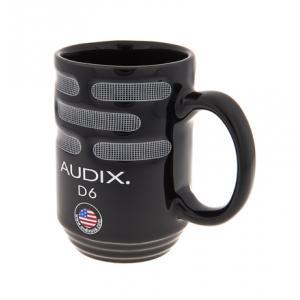 Is Audix Mug Black D6 200 ml a good match for you?
