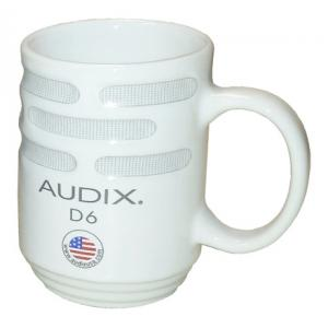 Is Audix Mug White D6 a good match for you?