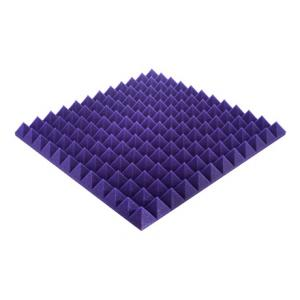 Is Auralex Acoustics 2' Studiofoam Pyramids Purple the right music gear for you? Find out!