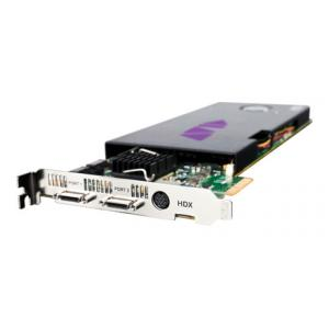 Is Avid HDX PCIe Card only a good match for you?