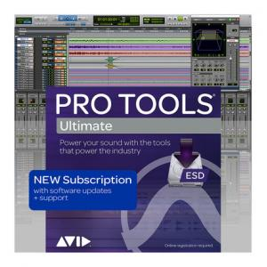 Is Avid Pro Tools Ultimate 1Y Subscrip a good match for you?