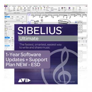 Is Avid Sibelius Ultimate 1Y Plan New a good match for you?