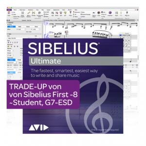 Is Avid Sibelius Ultimate Trade-Up a good match for you?