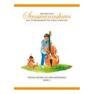 """Take the """"IS IT GOOD FOR ME"""" test for """"Bärenreiter Sassmannshaus Anfang Bass 1"""", read the reviews and join the community!"""