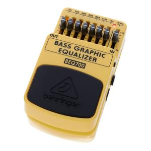"""Take the """"IS IT GOOD FOR ME"""" test for """"Behringer BEQ700 Bass Graphic Equalizer"""", read the reviews and join the community!"""