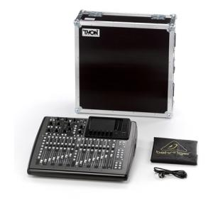 Is Behringer X32 Compact Thon Case Bundle a good match for you?