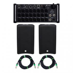 Is Behringer X Air XR18 Bundle 4 a good match for you?