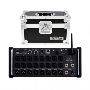 Is Behringer X Air XR18 Flyht Case Bundle a good match for you?