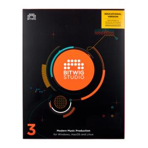 "Take the ""IS IT GOOD FOR ME"" test for ""Bitwig Studio 3 EDU"", read the reviews and join the community!"