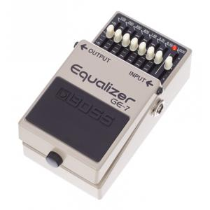 """Take the """"IS IT GOOD FOR ME"""" test for """"Boss GE-7 Equalizer"""", read the reviews and join the community!"""