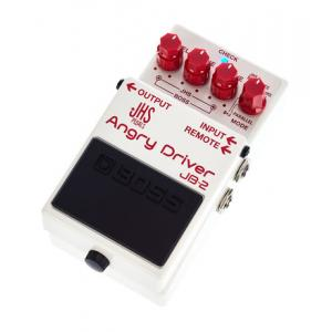 Is Boss JB-2 Overdrive/Distortion a good match for you?