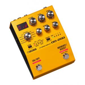 Is Boss OD-200 Hybrid Overdrive a good match for you?