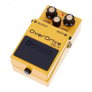 Is Boss OD-3 Overdrive a good match for you?