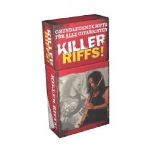 Is Bosworth Flashcards Killer Riffs German the right music gear for you? Find out!