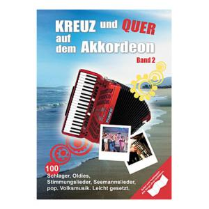 """Take the """"IS IT GOOD FOR ME"""" test for """"Bosworth Kreuz und Quer Akkordeon 2"""", read the reviews and join the community!"""