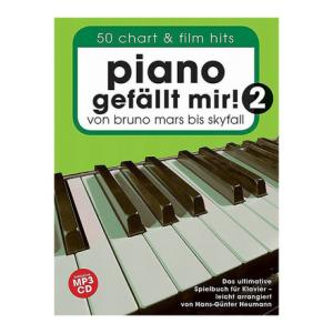 "Take the ""IS IT GOOD FOR ME"" test for ""Bosworth Piano gefällt mir - Bd. 2 CD"", read the reviews and join the community!"