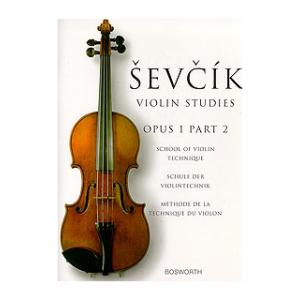"""Take the """"IS IT GOOD FOR ME"""" test for """"Bosworth Sevcik Violin Studies op.1 /2"""", read the reviews and join the community!"""