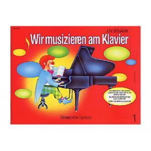 Is Bosworth Wir musizieren am Klavier Bd.1 the right music gear for you? Find out!