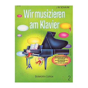 Is Bosworth Wir musizieren am Klavier Bd.2 the right music gear for you? Find out!