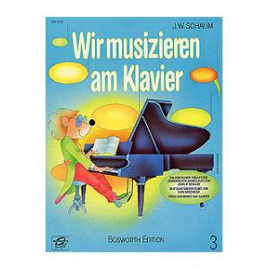 Is Bosworth Wir musizieren am Klavier Bd.3 the right music gear for you? Find out!