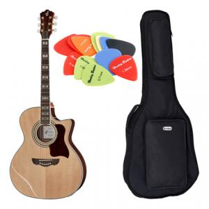 """Take the """"IS IT GOOD FOR ME"""" test for """"Brümmer Acoustic Guitar Set 3"""", read the reviews and join the community!"""
