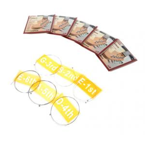Is C.Giant E-Guitar String Set 5 pcs a good match for you?