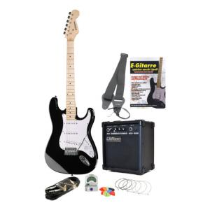 Is C.Giant S-Model E-Guitar MN BK/ Set 1 a good match for you?