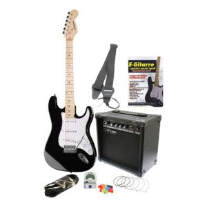 Is C.Giant S-Model E-Guitar MN BK/ Set 2 a good match for you?