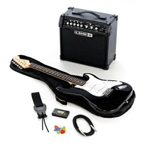 Is C.Giant S-Model E-Guitar RW BK Bundle a good match for you?