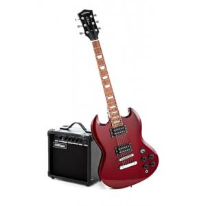 Is C.Giant SG-Style Electric Guitar Set a good match for you?
