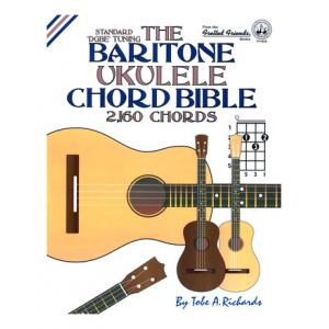 """Take the """"IS IT GOOD FOR ME"""" test for """"Cabot Books Publishing Baritone Ukulele Chord Bible"""", read the reviews and join the community!"""
