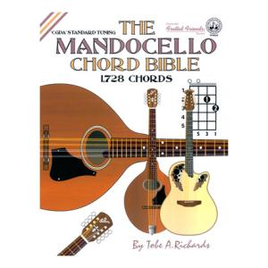 """Take the """"IS IT GOOD FOR ME"""" test for """"Cabot Books Publishing Mandocello Chord Bible"""", read the reviews and join the community!"""