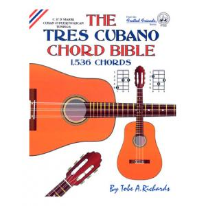 """Take the """"IS IT GOOD FOR ME"""" test for """"Cabot Books Publishing Tres Cubano Chord Bible"""", read the reviews and join the community!"""