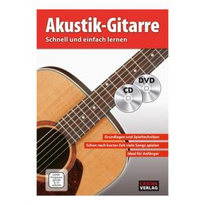 """Take the """"IS IT GOOD FOR ME"""" test for """"Cascha Verlag Akustikgitarre Schnell"""", read the reviews and join the community!"""
