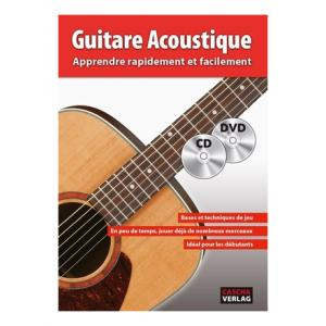 """Take the """"IS IT GOOD FOR ME"""" test for """"Cascha Verlag Guitare Acoustique Apprendre"""", read the reviews and join the community!"""