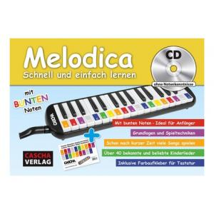 """Take the """"IS IT GOOD FOR ME"""" test for """"Cascha Verlag Melodica schnell und einfach"""", read the reviews and join the community!"""