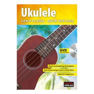 "Take the ""IS IT GOOD FOR ME"" test for ""Cascha Verlag Ukulele – Learn To Play Quick"", read the reviews and join the community!"