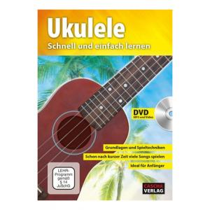 "Take the ""IS IT GOOD FOR ME"" test for ""Cascha Verlag Ukulele – Schnell und einfach"", read the reviews and join the community!"