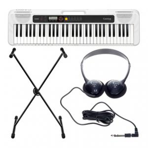 "Take the ""IS IT GOOD FOR ME"" test for ""Casio CT-S200 WH Set"", read the reviews and join the community!"
