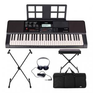 Is Casio CT-X700 Deluxe Bundle a good match for you?