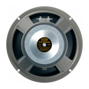 Is Celestion G10 Vintage 16 Ohms a good match for you?