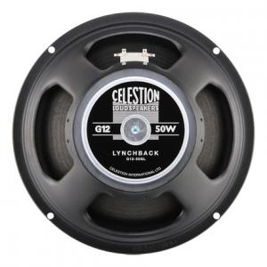 Is Celestion G12 - 50GL Lynchback a good match for you?