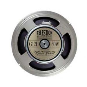 Is Celestion G12H-30-16 70th Annive B-Stock a good match for you?