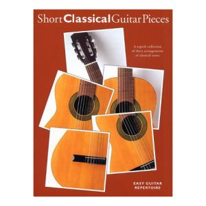"""Take the """"IS IT GOOD FOR ME"""" test for """"Chester Music Short Classical Guitar Pieces"""", read the reviews and join the community!"""