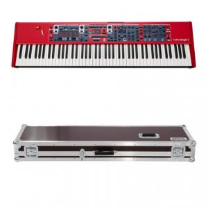 "Take the ""IS IT GOOD FOR ME"" test for ""Clavia Nord Stage 3 88 Case Bundle"", read the reviews and join the community!"