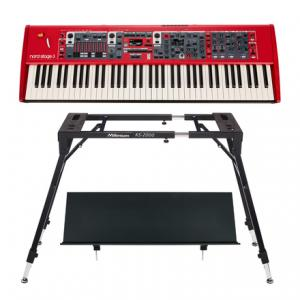 """Take the """"IS IT GOOD FOR ME"""" test for """"Clavia Nord Stage 3 HP76 Stand Bundle"""", read the reviews and join the community!"""