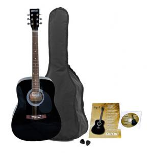 """Take the """"IS IT GOOD FOR ME"""" test for """"Clifton Acoustic Steel String BK Set"""", read the reviews and join the community!"""